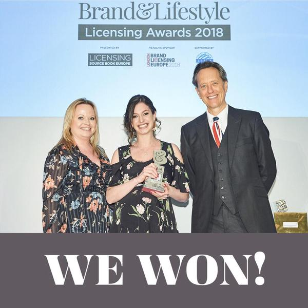 Sara Miller London wins Brand & Lifestyle Award