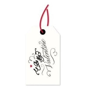 Alice Scott Be Mine Valentine Tag