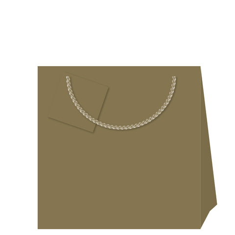 Basics Gold Medium Bag