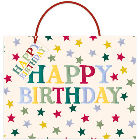 Emma Bridgewater Happy Birthday Shopper Bag