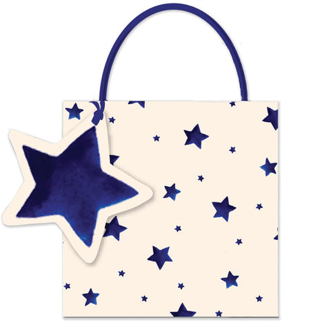 Emma Bridgewater Cream Star Small Bag
