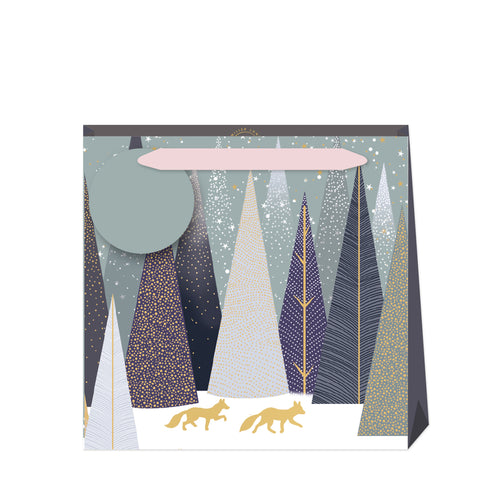 Sara Miller Frosted Pines Small Bag