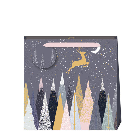 Sara Miller Frosted Pines Medium Bag