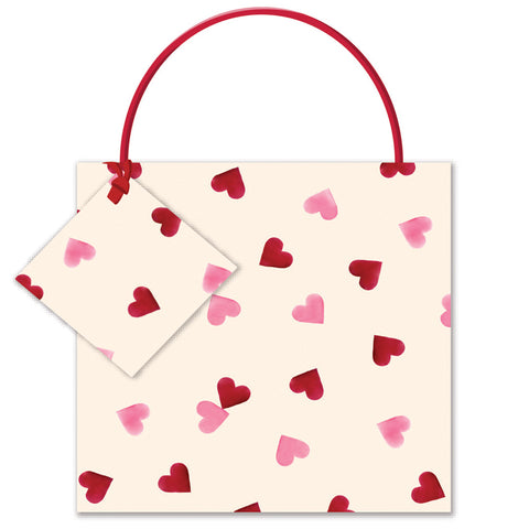 Emma Bridgewater New Hearts Small Bag