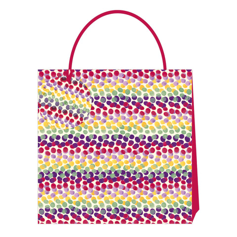 Emma Bridgewater Rainbow Dot Medium Bag