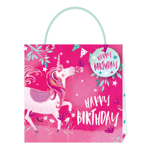 Jack & Lily Unicorn Medium Bag