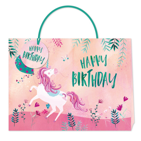Jack & Lily Unicorn Shopper Bag