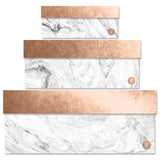 Penny Kennedy Design Marble Nest of Boxes