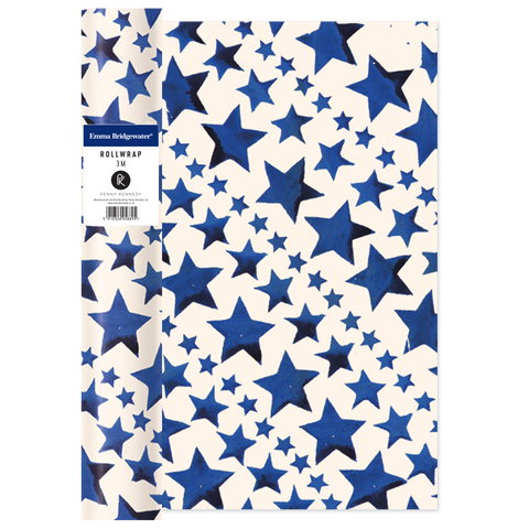 Emma Bridgewater Starry Skies Roll Wrap