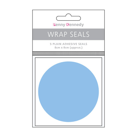 Sky Blue Wrap Seals