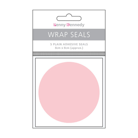 Pale Pink Wrap Seals