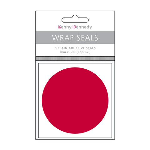 Red Wrap Seals