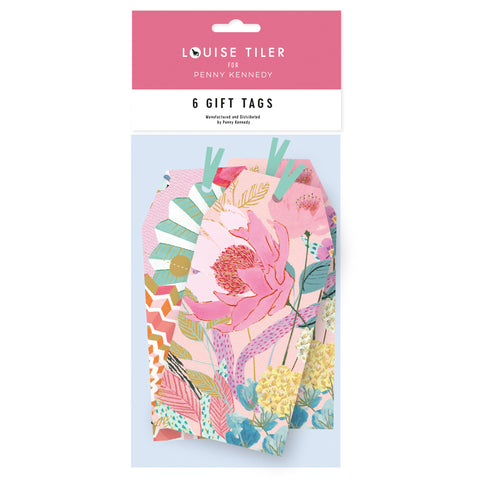 Louise Tiler Party Garland Tag Pack