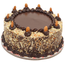 Truffle Badam Chocolate Fresh Cream Cake