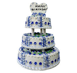 Wedding Cakes- Butter Cream Special- Wb-1106