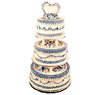 Wedding Dummy cakes- Wb-1124