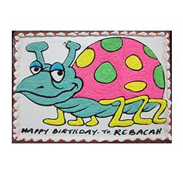 Birthday Cakes- Characters- Wb-124