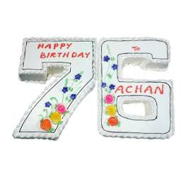 Birthday Cakes- Shape Design- Wb13005