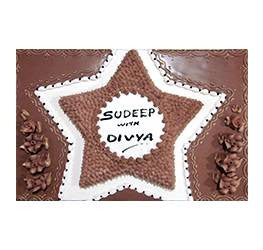 Shape Design Cakes- Wb13108