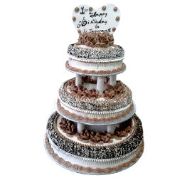 Wedding Cakes- Butter Cream Special- Wb-1107