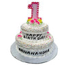 Kids Cakes- First Birthday Cakes- Wb1088