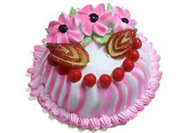 Celebration Cakes- Round Layered Cakes- Wb-3033