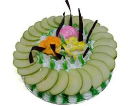 Celebration Cakes- Round Layered Cakes- Wb-3043