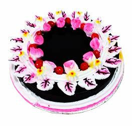 Celebration Cakes- Round Layered Cakes- Wb-3075