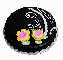 Celebration Cakes- Round Layered Cakes- Wb-3077