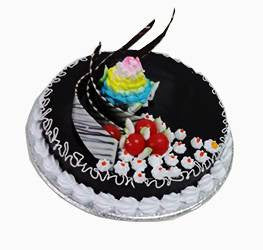 Celebration Cakes- Round Layered Cakes- Wb-3082
