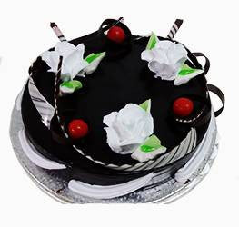 Celebration Cakes- Round Layered Cakes- Wb-3084