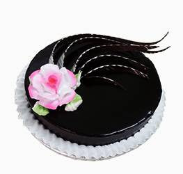 Celebration Cakes- Round Layered Cakes- Wb-3085