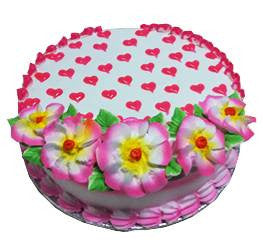 Birthday Cakes- Taper Cakes- Wb-3123