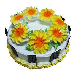 Birthday Cakes- Taper Cakes- Wb-3125