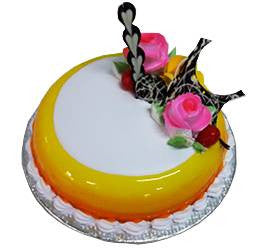 Celebration Cakes- Round Layered Cakes- Wb-3173