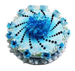 Birthday Cakes- Taper Cakes- Wb-3177