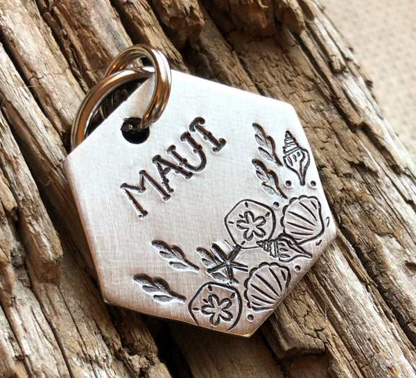 Maui Custom Dog Tag
