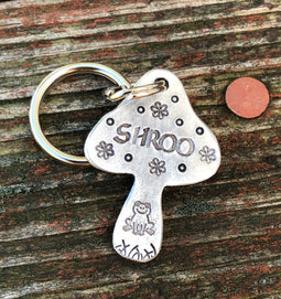 Shroo - Whimiscal, Fun Dog ID Tag