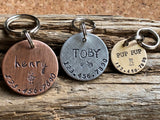 Custom Pet Tag -Personalize Your Own Tag