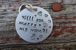The Puppy Proposal Tag | Dog Proposal | Will You Marry My Mom? | Engagement Tag