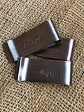 Custom Money Clips for Graduation - Gifts for the graduate - Personalized Money Clip - Hand Crafted Money Clip -Graduation Gift