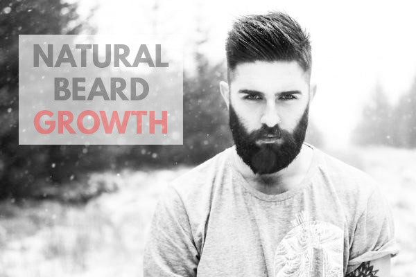 MUST-KNOW KEYS TO NATURAL BEARD GROWTH