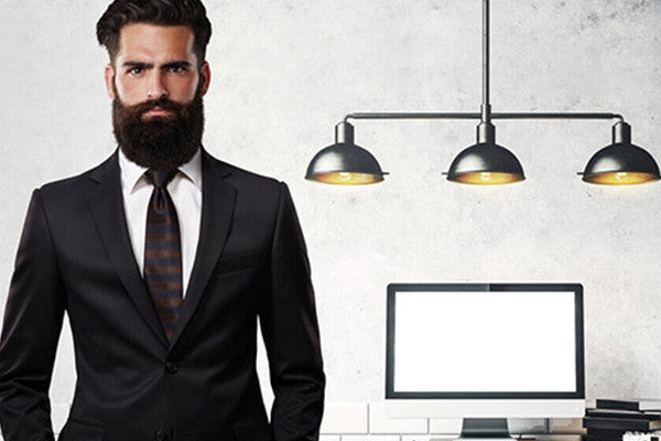 How beards boost the confidence of the bearded man