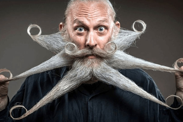 3 BEARD FACTS YOU PROBABLY DIDN'T KNOW (PART 2)