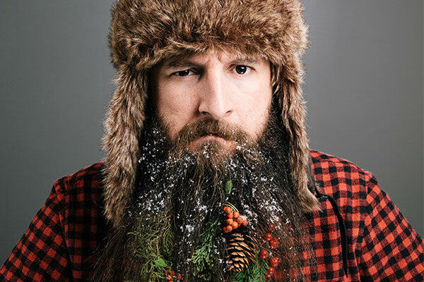 3 Christmas Tips For The Bearded Man