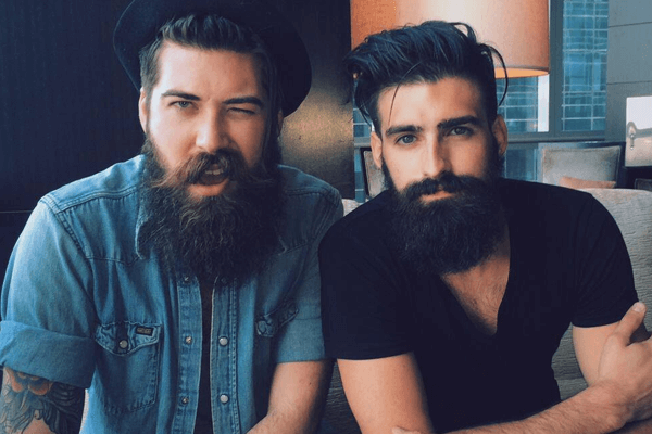 HOW TO GROW YOUR BEARD FASTER THAN YOUR FRIENDS
