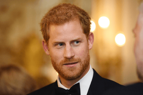 WHY PRINCE HARRY IS ALLOWED TO HAVE A BEARD