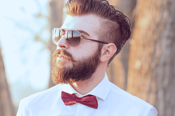 WILL GROWING A BEARD EVER DIE OUT?