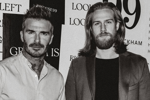 OVERWEIGHT BUSINESSMAN NOW MODELS WITH BECKHAM