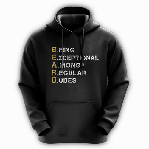 Be Exceptional Hoodie
